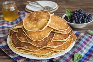 Tortitas herbalife saludables