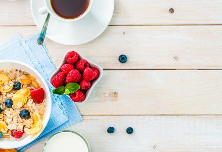 desayuno adelgazar nutritivo