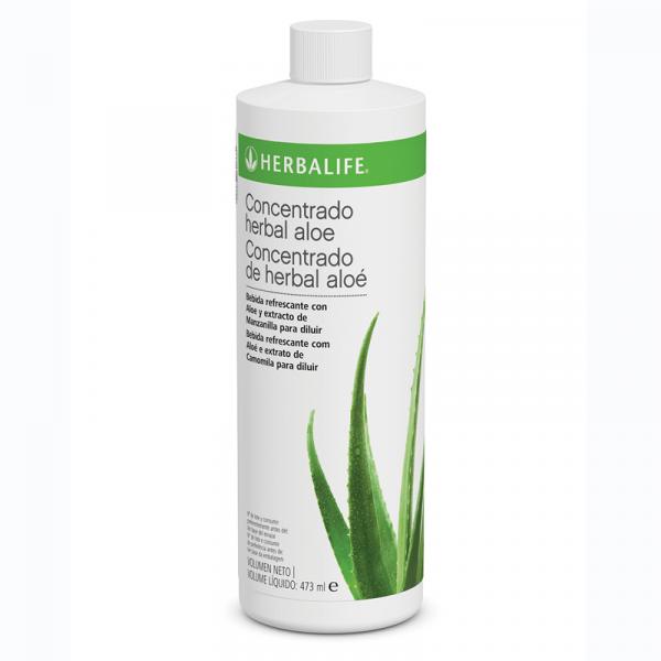 Concentrado Aloe sabor original
